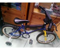 "Bicicleta Orion (Taiwan) Niño 16"" NUEVA"