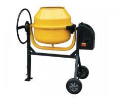 Hormigonera Acero 160L/650w Corona Fundición 100%Steel Mixer New
