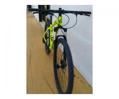 Bicicleta Supeligera Elios 11v SRAM ROCK SHOX Aire Remota