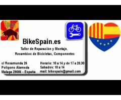 Wellgo Pedal Bicicleta con Rodamientos LU-895 Izdo ó Drcho
