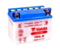 YB4L-B  Bateria 12v 45A 4.2Ah 120x70x92+ YUMICRON