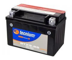 Bateria  YTX9-BS,AGM+MF,BTX9-BS,120A 12v 8.4Ah +150x87x105