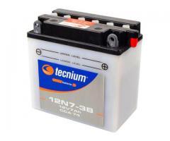 YB7L-B,12N7-3B,Bateria 12v 75A 7.4Ah 135x75x133+