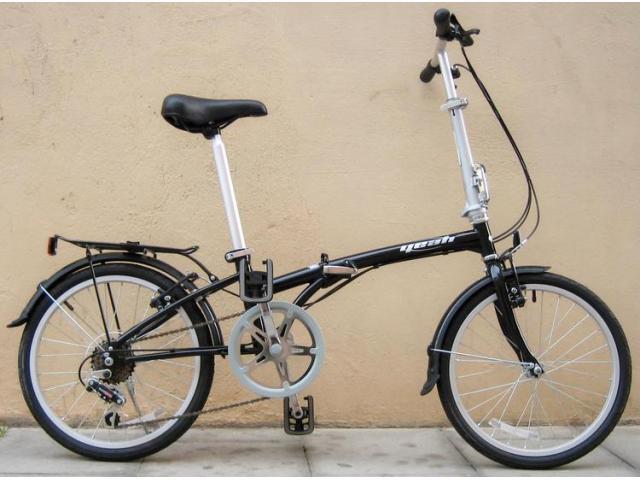 DAHON YEAH SUV D6 6V Bici Portable 20