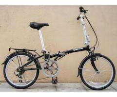 "DAHON YEAH SUV D6 6V Bici Portable 20"" HAT 060 Boardwalk"