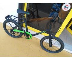 MBM F**ku! SUPER Bici Trabajo/Aeropuertos Bicicleta Tipo Mottoretta