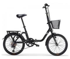"MBM Kangaroo 20"" Airport Messenguer Bicycle Plegable 6v Colores"