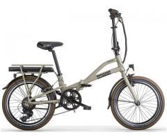 MBM E-METRO Bici Electrica Plegable 18kg 11.6Ah 36v 485Wh 5Level