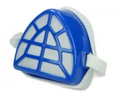 Mascara Mascarilla Proteccion Anti Polvo Humo Pintura Respirar