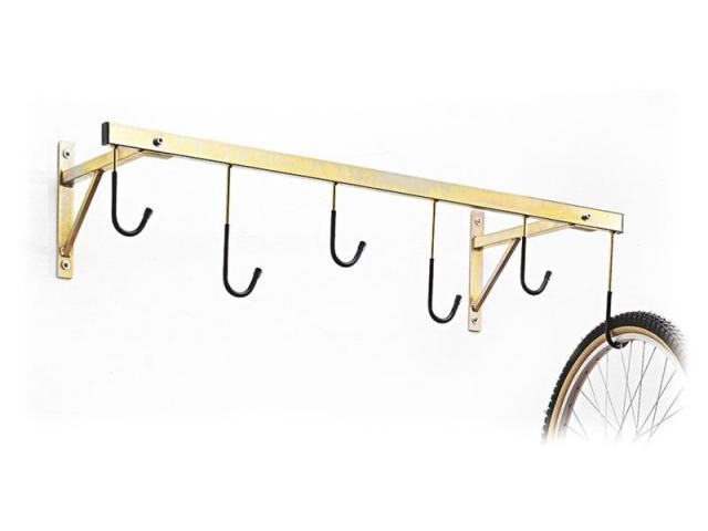 Aparca Bicicletas Pared 6 Bicicletas Colgar Comunidades Trastero