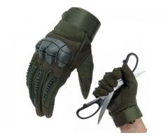 Guantes FAS COMBAT OPS.Tactical Hard Knuckles Gloves