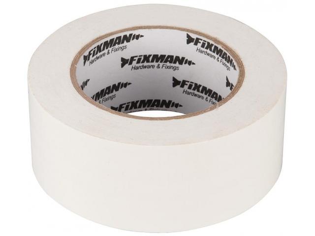 Cinta Americana Blanca 50mmx50mtrs Super H.Duty Duct Cloth Tape