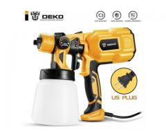 Equipo Pintar Portatil HVLP Aire Caliente Electric Paint Sprayer