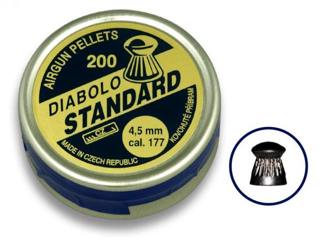 Balines PB Aire Comprimido DIABOLO STANDARD 4.5(200) 35321