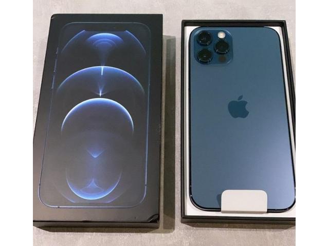 Apple iPhone 12 Pro 128GB por600EUR,iPhone 12 Pro Max 128GB por 650 EUR, iPhone 12 64GB por 480EUR