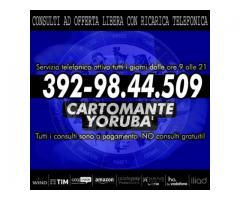 Verità nascoste rivelate e soluzione immediate: il Cartomante Yorubà